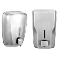 Stainless steel soap dispenser​